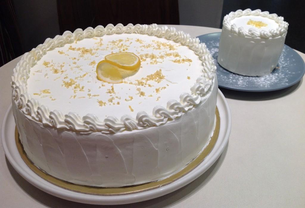 Lemon Torte (Individual P275 and Large P1, 200) Pic 8