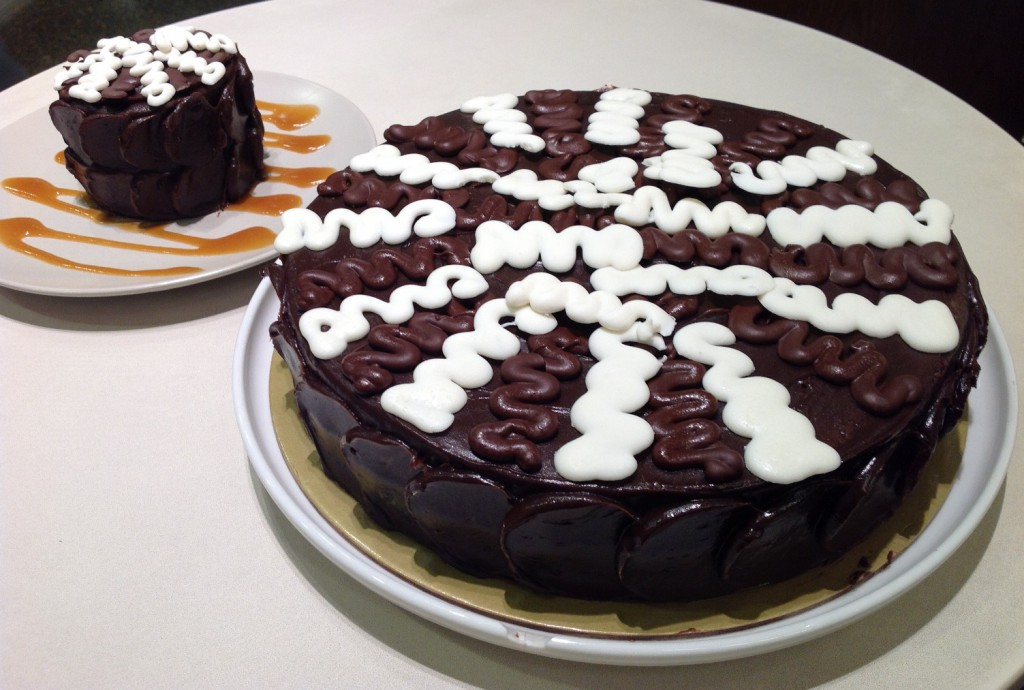 Meline's Chocolate Cake (Individual P225 and Large P795) Pic 6