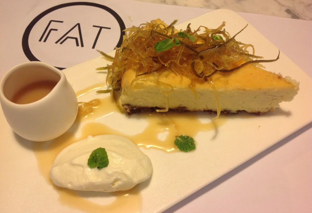 White Chocolate Cheese Cake (P360) Pic 9