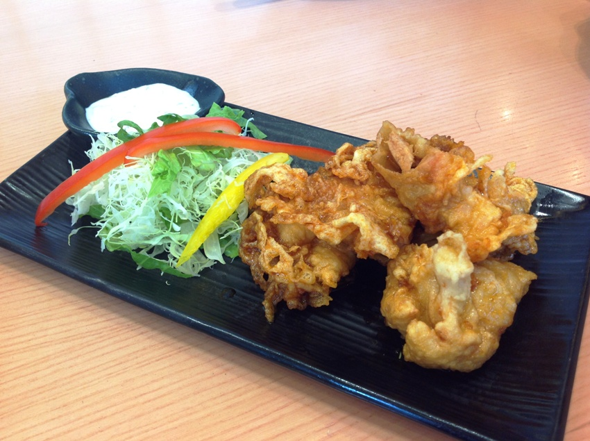 Sweet and Sour Chicken Nanban Set (P 475) Photo 8