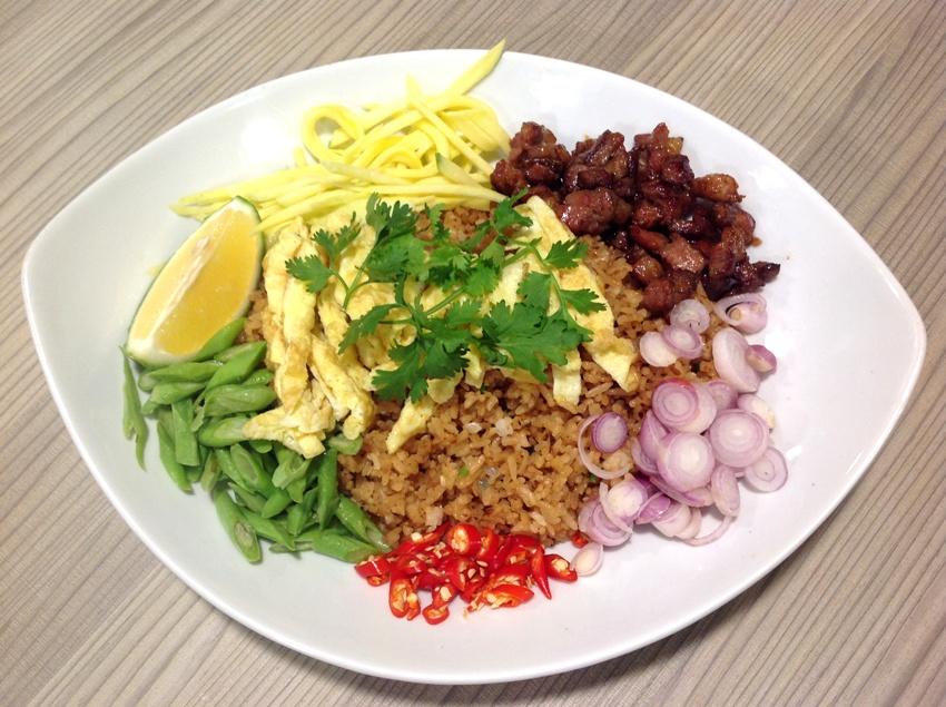 Bagoong Rice (P 190) PHOTO 5