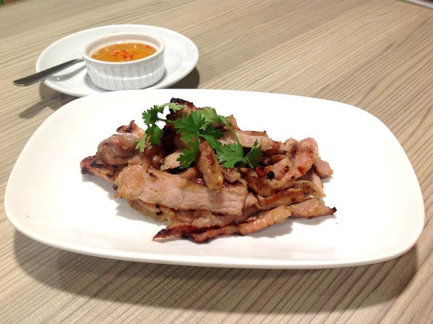 Grilled Vietnamese Pork ( P 270) PHOTO 6