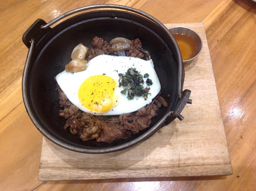 Jones Tapa & Fried Egg (P 320) PHOTO 8