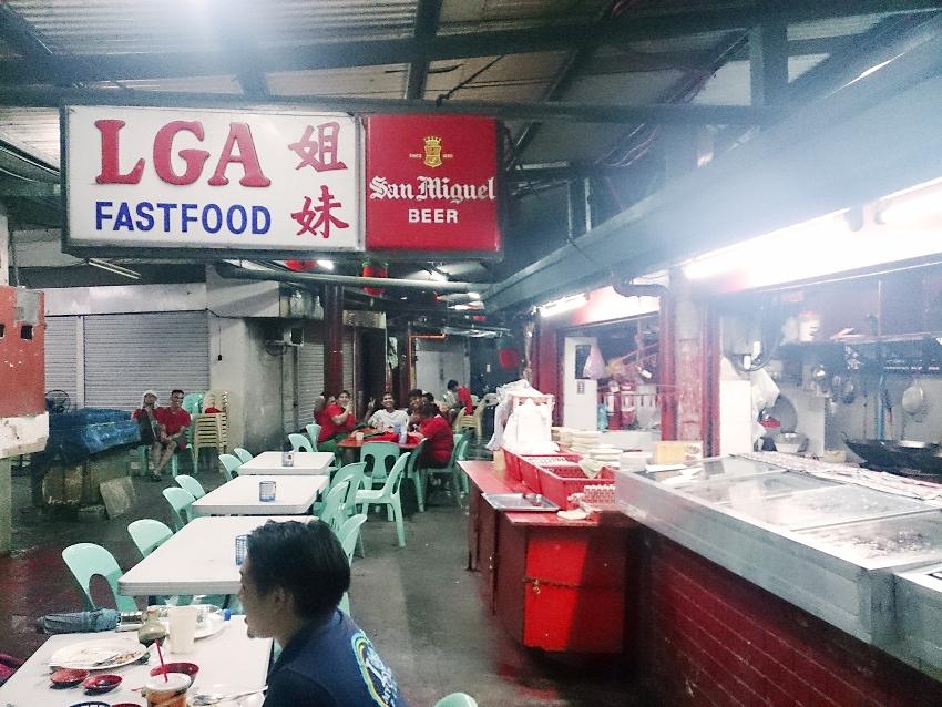 LGA Fastfood