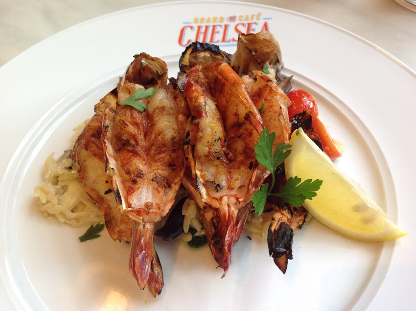 Chelsea Grand Cafe in Serendra, BGC: Comfy Gourmet Fare | Philippine ...