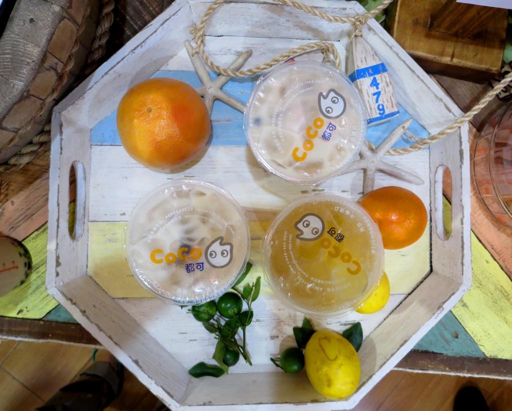 CoCo Fresh Tea and Juice: Enjoy The Summer On-The-Go