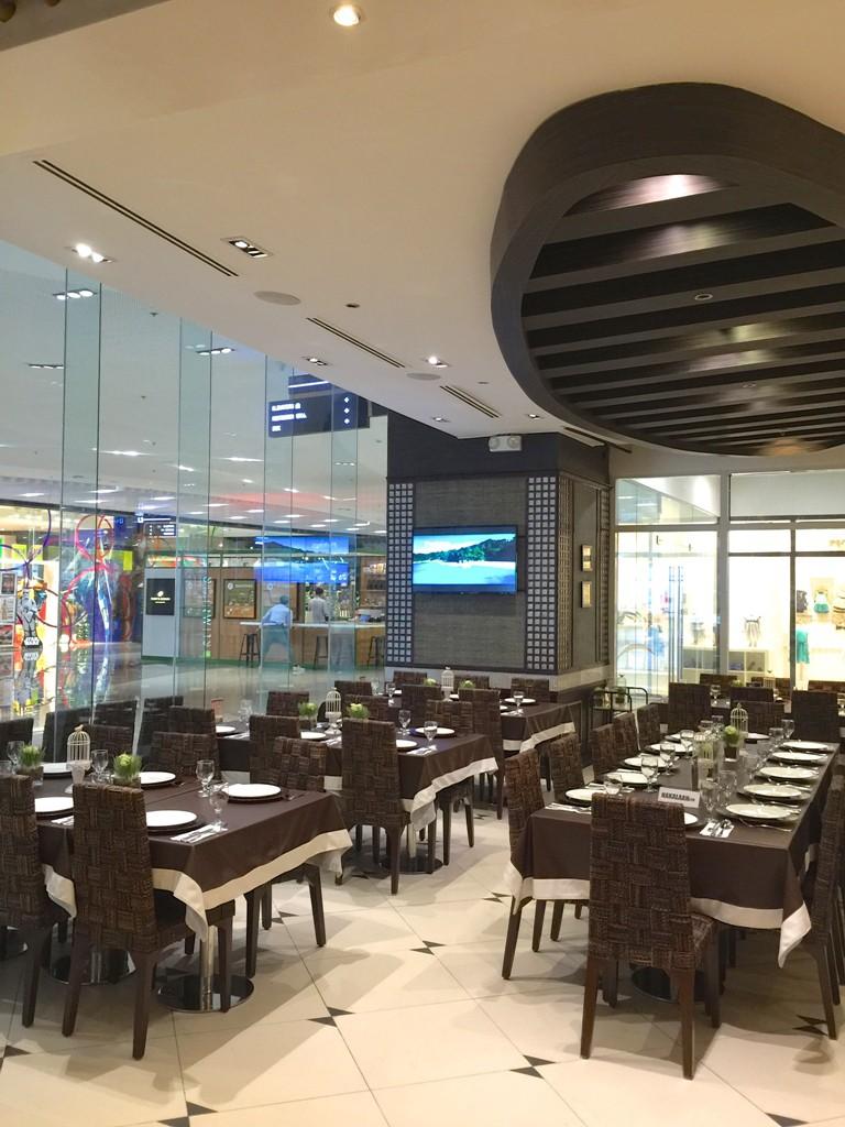Xo46 heritage bistro opens at sm aura philippine primer for Aura global cuisine