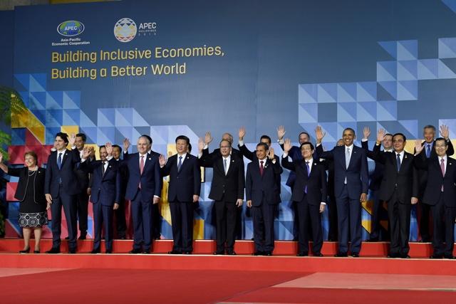 Philippines Obama Asia APEC