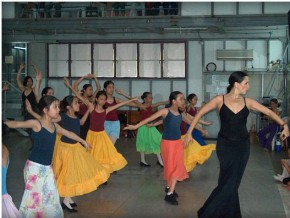 Clara Ramona Flamenco Center