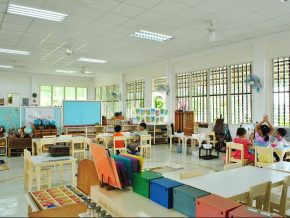 Maria Montessori Foundation: A Private Catholic School in Alabang