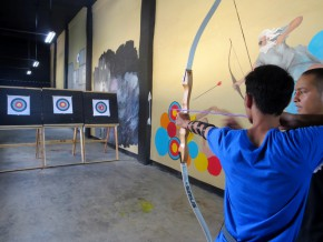 The Archery Academy: Learn How To Hit the Bull's-eye!