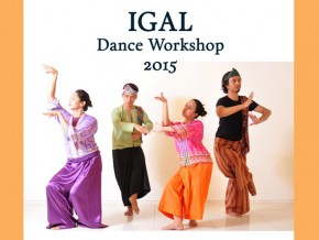 Bunga Arts Link: Igal Dancing for Different Cultures