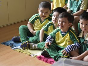 Cambridge Child Development Center in Makati: Helping a Child Be the Best They Can Be