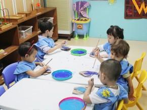 Fun-D-Mentals Preschool: English Education for Effective Language and Social Skills