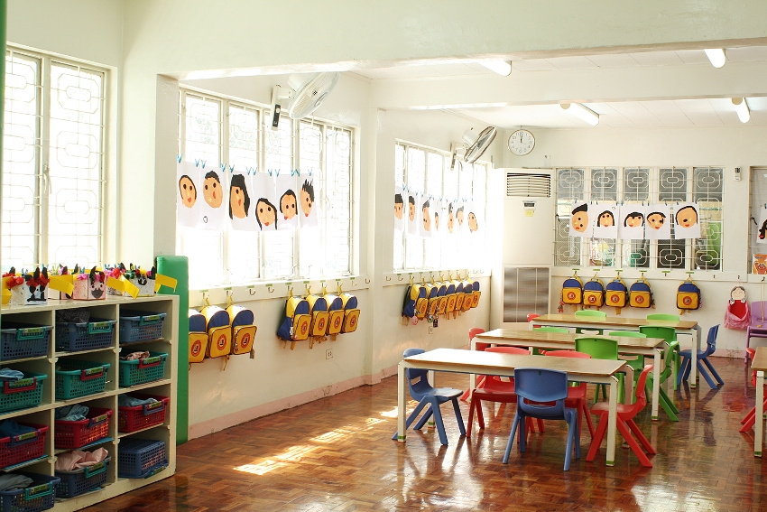 English Classes Are Held Once A Week By Inviting Teachers From Other Schools.  The School Considers Play A Necessary Part Of A Childu0027s Development, ...