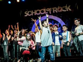 School of Rock Philippines in San Juan City, Manila