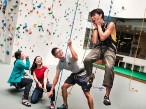Climb Central Manila in Mandaluyong: Taking fitness to a whole new level