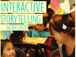 Interactive Storytelling Workshop with Dyali Justo