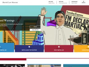 Ateneo de Manila University's Digital Martial Law Museum