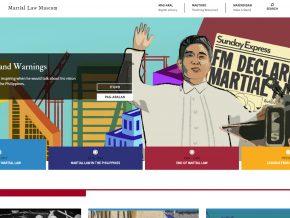 Ateneo de Manila University's Digital Martial Law Museum