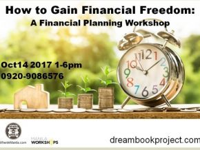 Manila Workshop's How to Gain Financial Freedom Workshop