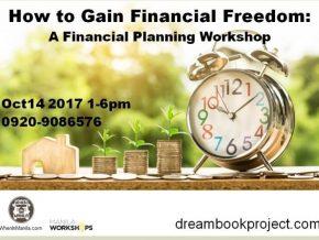 Manila Workshop's How to Gain Financial Freedom Workshop