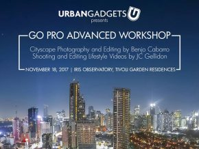 Urban Gadgets GoPro Photography Workshop