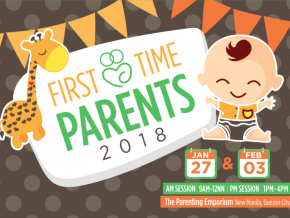 First Time Parents Workshop Series 2018