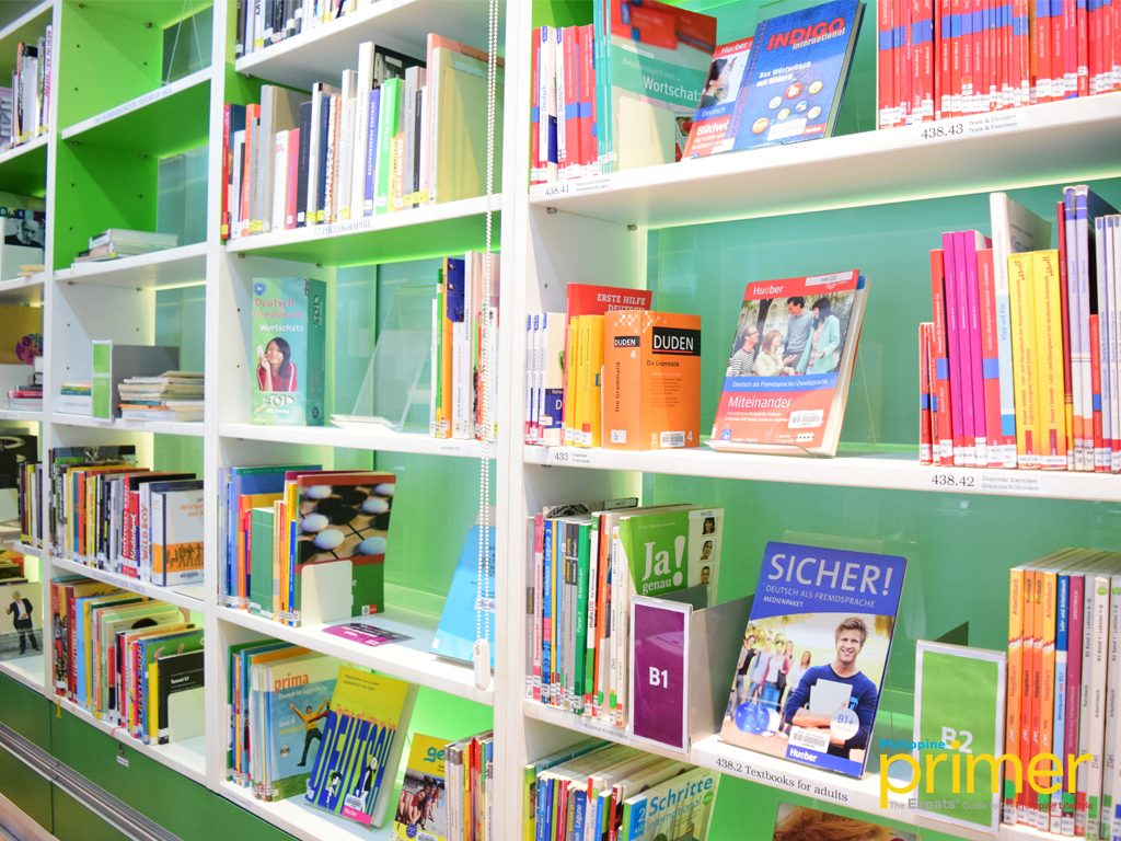 Goethe-Institut Philippinen: The Only German Language Exam