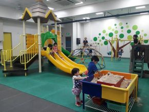 Creative Play Corner in BGC: Fun Learning Experiences through Play Approach