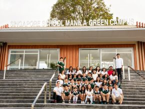 Singapore School Manila Green Campus in Cavite: A Second Home Close to Nature