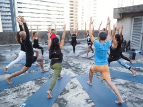 Rebel Yoga in Makati Welcomes Your Own Vision of Your Best Self