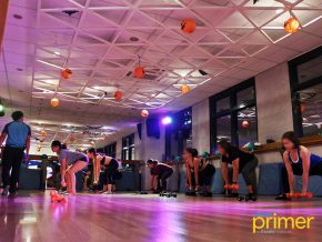 Plana Forma in Makati Uses the Barre Technique for 55 Minutes of Sweat