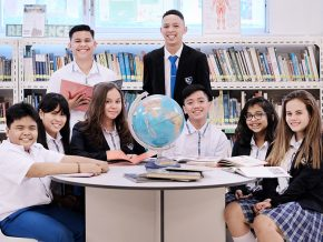 Centre for International Education British School in Legaspi Village: The School for Leaders