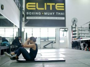 Elite Boxing and Muay Thai Gym in Legaspi Village: Be Trained by Seasoned Players and Professionals