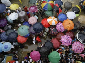 Rainy Days: Braving the Traffic and Flood in the Metro