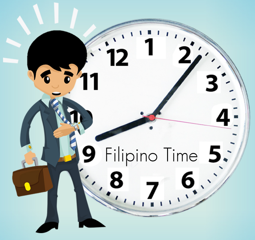 filipino time 1