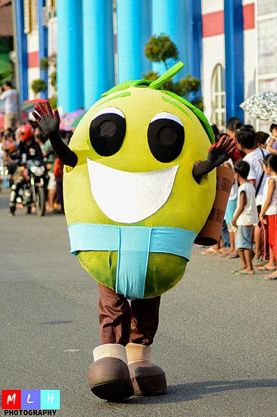 Zambales_Mango_Festival_Mascot