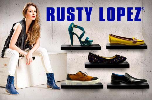 82345197f1c Rusty Lopez is a known genuinely local brand that sells footwear, bags, and  clothing accessories. They are mostly known for their footwear brand that  has a ...