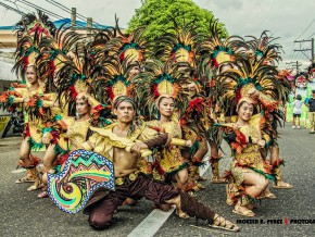 A festival of epic origins and proportions: Legazpi City's Ibalong Festival