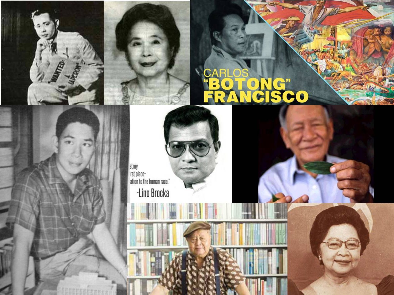 Who's Who: National Artists of the Philippines | Philippine