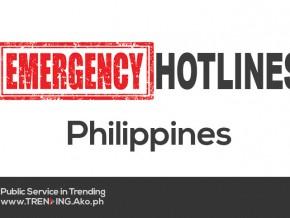 Expats' Guide: Metro Manila Hotlines