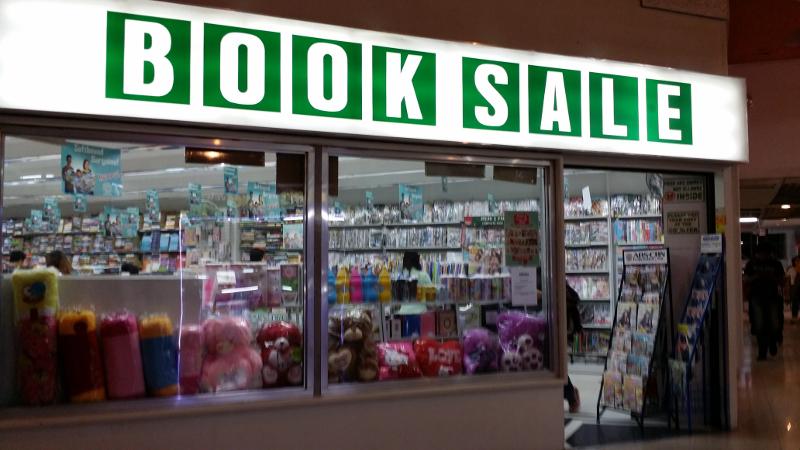 list of popular book stores in manila philippine primer