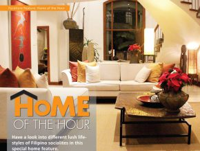 Home of the Hour: A feature on Filipino socialites' abode
