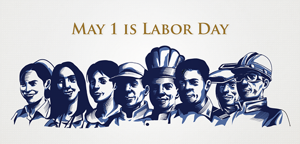 Holiday In The Philippines Labor Day On May 1 Philippine Primer
