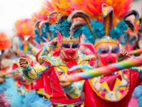 MassKara Festival in Bacolod City