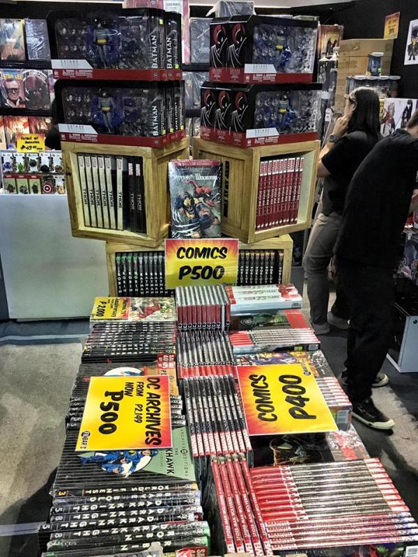 Trusted Comic Book Shops in Metro Manila | Philippine Primer