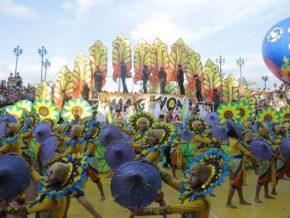 Magayon Festival in Albay, Bicol