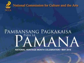 Let us Celebrate Filipino Heritage Month