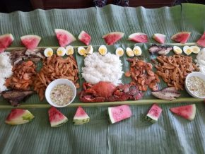 Filipino Kamayan Culture: Savoring Filipino Feasts the Traditional Way
